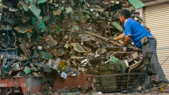 China: Streamlining Electronic Waste