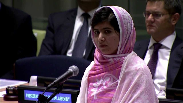 Malala Day: An Education For All Children