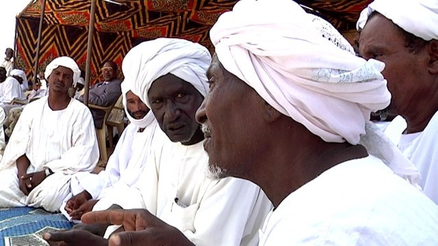 Sudan: Peace from the Past