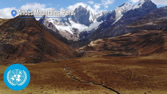 Peru & The Andes: Living on the Climate Change Frontlines