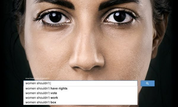 """Women Should:"" A Global Google Autofill Study"