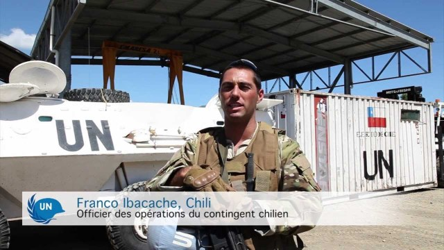 PEACEKEEPERS: Franco Ibacache – Chile (ES sous-titres FR)