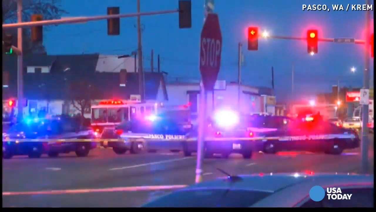In 2.5 seconds, police shooting ruins lives - Headline News Guru