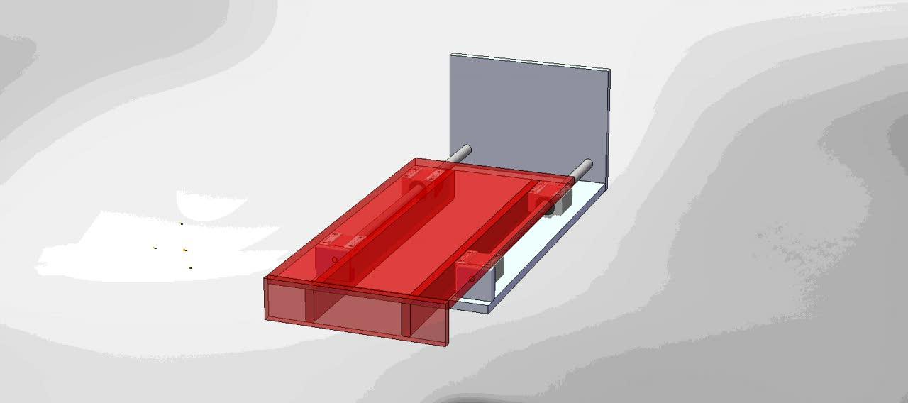 Blade case parts