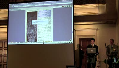 Books in Browsers Presentation