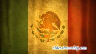 Mexican Waving Flag Motion