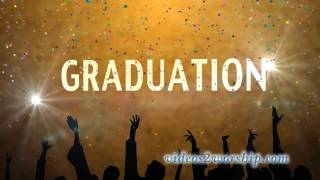 Graduation Loopable Background