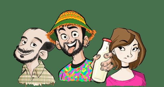 Videos de la leche 3