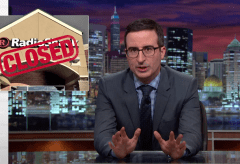 Featured Vid #19 – John Oliver: Goodbye, Radioshack