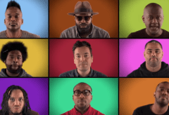 """Featured Vid #16 – Jimmy Fallon And Superstars Sing """"We Are The Champions"""""""