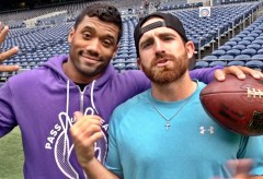 Featured Vid #10 – Dude Perfect: Seattle Seahawks