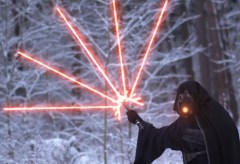 Featured Vid #262 – Star Wars: Modern Lightsaber Battle