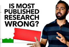 Featured Vid #420 – Is Most Published Research Wrong?