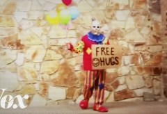 Featured Vid #447 – America's Creepy Clown Craze, Explained