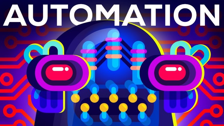 Featured Vid #470 – The Rise of the Machines: Why Automation is Different this Time