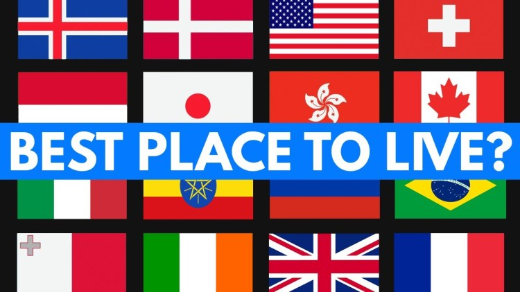 Featured Vid #472 – What's The Best Spot To Live On Earth?