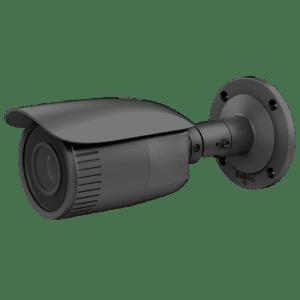 "Telecamera Bullet IP 4 Megapixel - 1/3"" Progressive Scan CMOS - Compressione H.265+ / H.265 - Lente motorizzata 2.8~12 Autofocus mm - Matrix IR Portata 30 m - IP67 | WDR | Micro SD"
