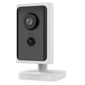 "Cámara IP Wifi 2 Megapixel con PIR - 1/2.7"" Progressive Scan CMOS - Compressione H.265+ - Rilevatore PIR reale - 1 LED IR Portata 10 m / Audio - WEB"