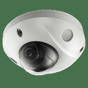 """Telecamere Dome Safire IP - 1/3"""" 4 Megapixel Progressive CMOS - 2688 x 1520 - Compressione H.265+ - WiFi / Audio / Microfono / Allarmi - WDR (120dB) / ICR"""
