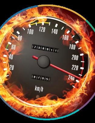 Video Spin Blaster Pro+ speed