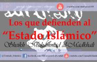 Quienes defienden al Estado Islámico