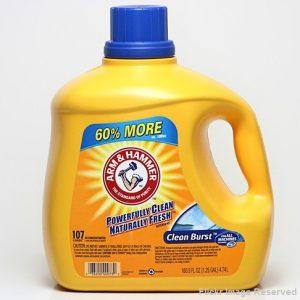 Arm-&-Hammer-Sensitive-Clear-Liquid-Laundry-Detergent