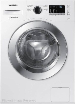 Samsung-6-5-kg-Fully-Automatic-Front-Loading-Washing-Machine-(WW65M206L0W-TL-White)