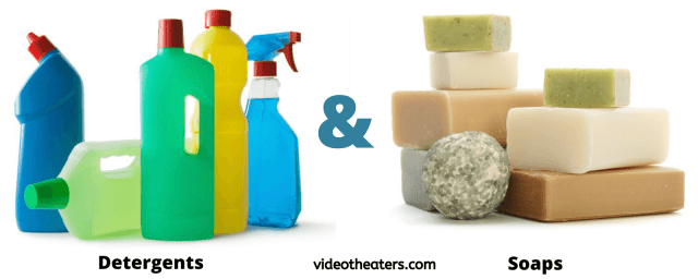 Detergent-and-Soap