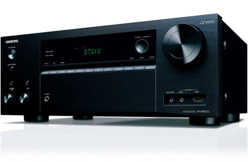 Onkyo TX-NR676 7.2 Channel Network AV Receiver