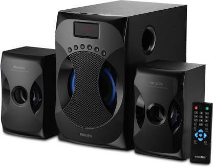 Philips MMS-4545B 2.1 Channel Speaker System