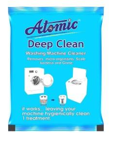 Atomic Washing Machine Cleaner Powder