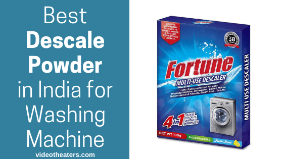 Best Descale Powder in India for Washing Machine