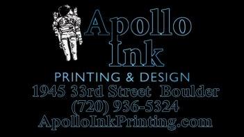 Apollo Ink Commercial