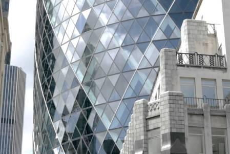 Cladirea Gherkin din Londra