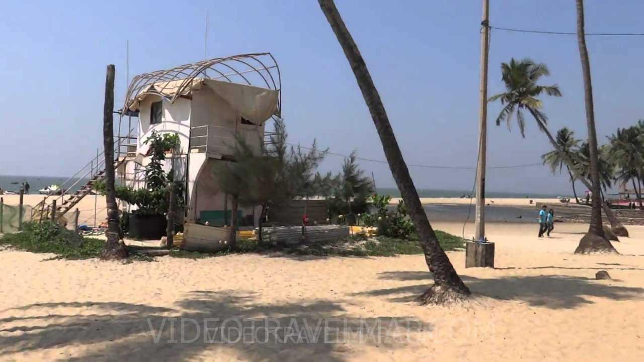 Plaża Colva Goa India » Jack Podróżnik