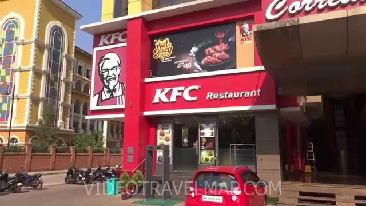 KFC w Margao » Jack Podróżnik
