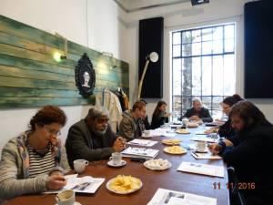 Dezbatere despre independența presei locale Timisoara 8