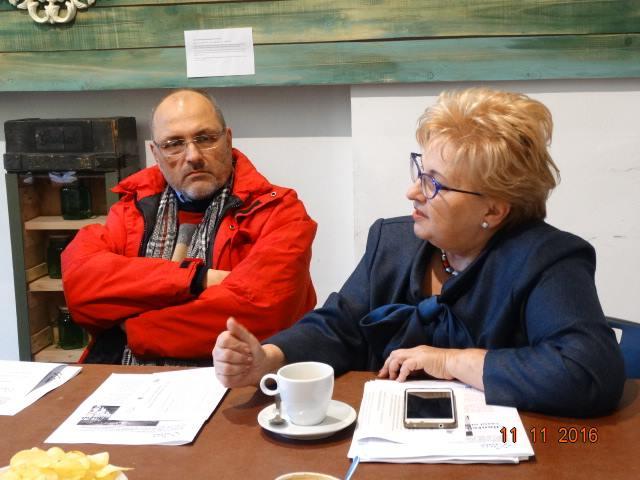 Dezbatere despre independența presei locale Timisoara 5