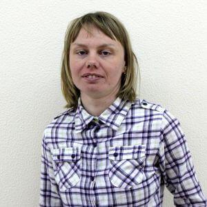Худякова Екатерина Александровна. Ветеринарный врач, дерматолог и цитолог. Специалист по лабораторной диагностике инфекционных и генетических заболеваний животных.
