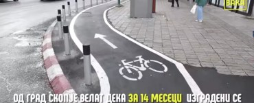 Скопје велоград