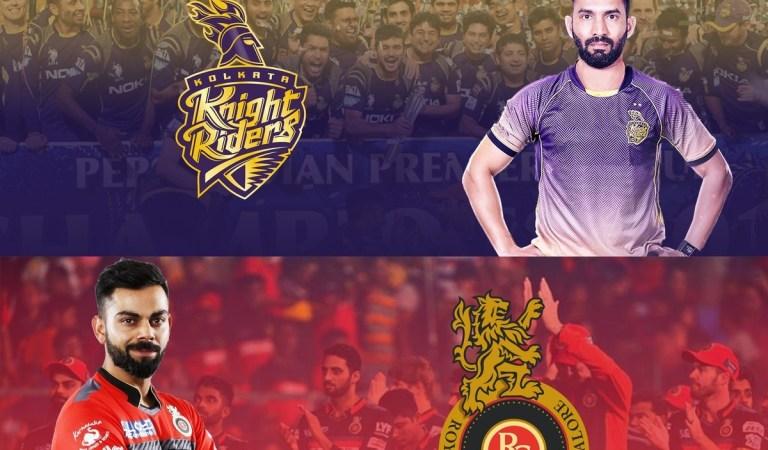 Who will win KKR Vs RCB (Match 3 – IPL 2018)