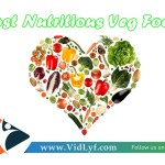 What are the most nutritious veg foods, VidLyf.com