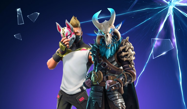 'Fortnite' season 5 adds a desert locale, golf carts and rifts
