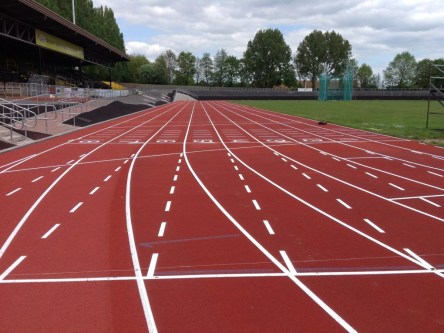 Cycle track flooring,Sports Dome Suppliers,Sports Equipment Suppliers