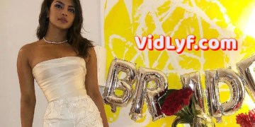 Inside Priyanka Chopra's Bridal Shower In New York, VidLyf.com