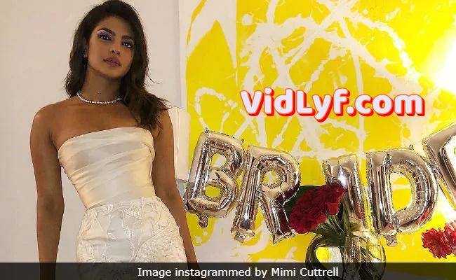 Inside Priyanka Chopra's Bridal Shower In New York