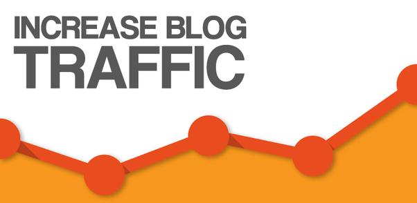 6 Ways to skyrocket your blog traffic