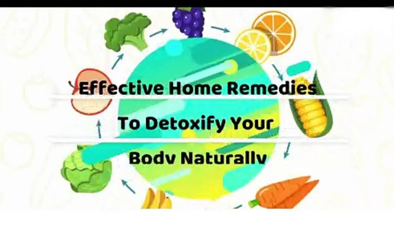 Home remedies to detoxify your body of pollution and junk food