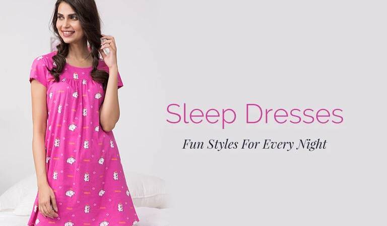 Why cotton nighty is my favourite nightwear