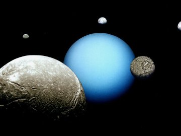 Collision with Earth-sized object behind unique axis of Uranus reveals study, VidLyf.com